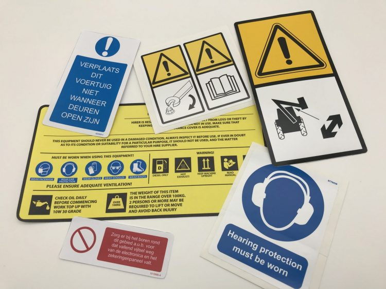 10 Safety Signage, Our Work 1