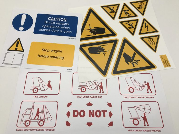 10 Safety Signage, Our Work 3