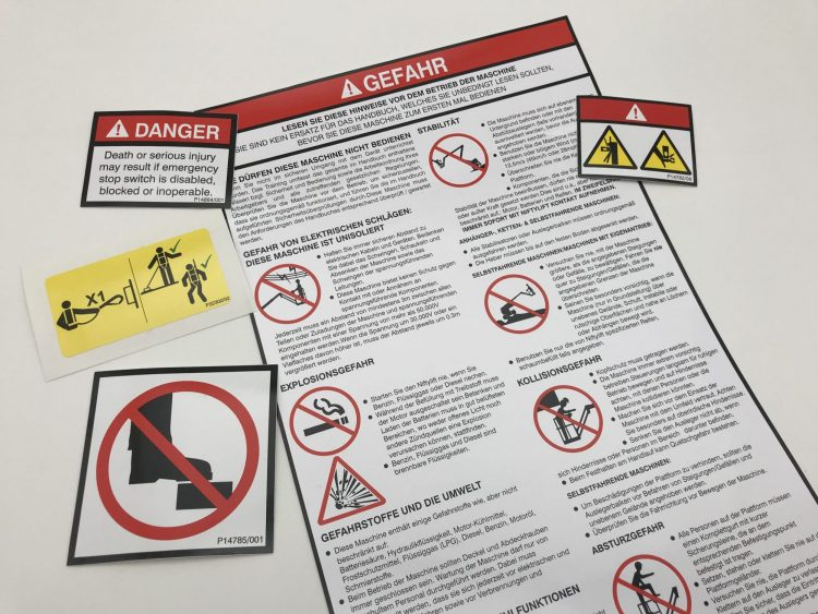 10 Safety Signage, Our Work 5